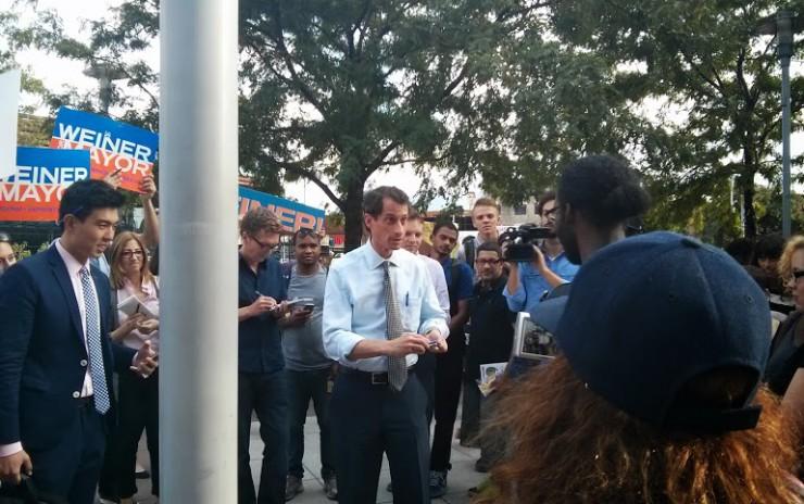 Anthony Weiner Needs Crisis Communications ASAP
