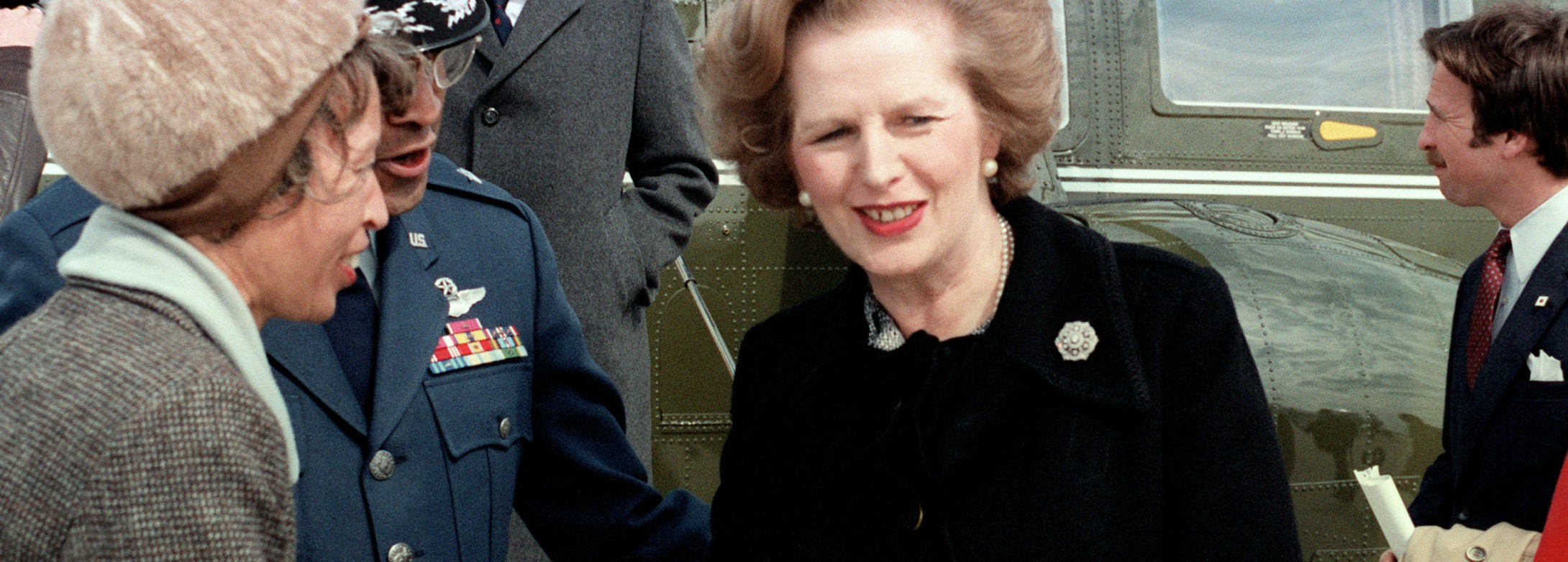 Communications Lessons From Margaret Thatcher