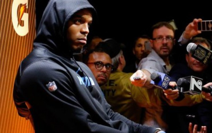 Cam Newton – Time for Crisis Communications 101