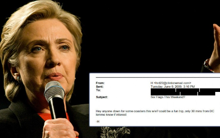 Crisis Communications Needed For All Involved With The Clinton Emails