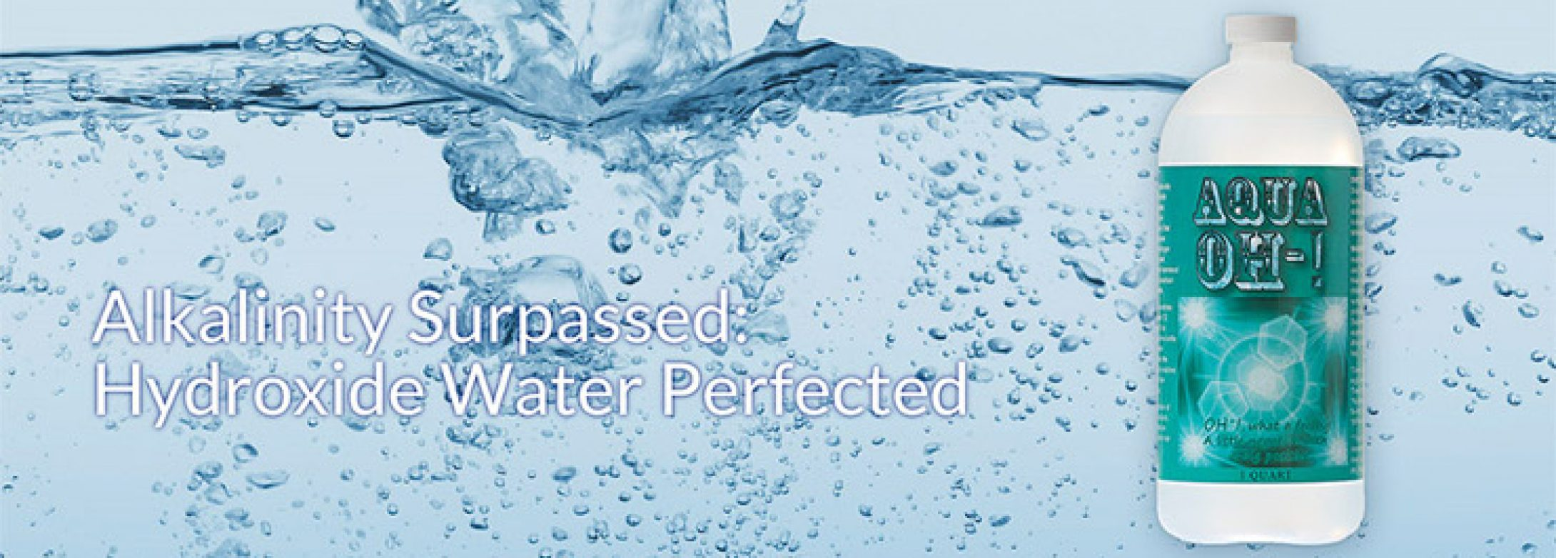Optimal Harmony Water Company Retains Strategic Vision PR Group For Launch Of AQUA-Oh! A Revolutionary Approach To Alkaline Water