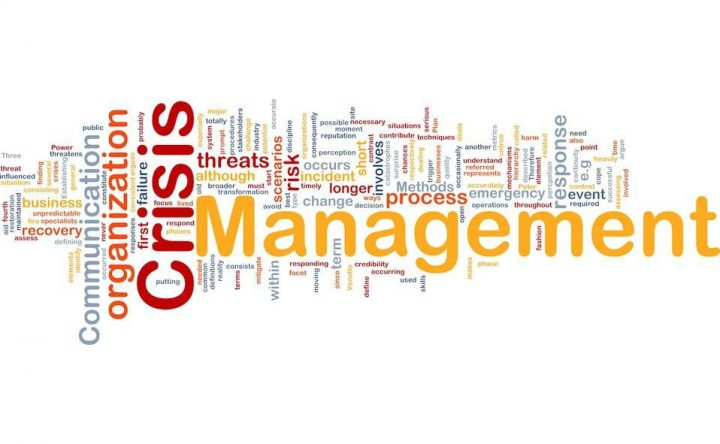 Planning Is Indispensable In Crisis Management